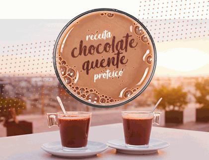 RECEITA DE CHOCOLATE QUENTE PRETÉICO
