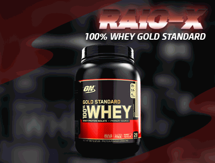 100% WHEY GOLD STANDARD: O WHEY PROTEIN MAIS VENDIDO DO MUNDO