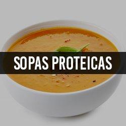 Sopas e Risotos Proteicos