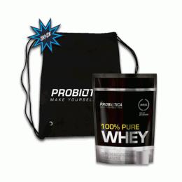 100% Pure Whey Refil (825g) + Sacola TNT Probiótica