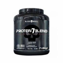 Protein 7 Blend (1,8kg) - Black Skull - Chocolate