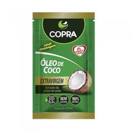 Óleo Coco Extra Virgem (Sachê 15ml)
