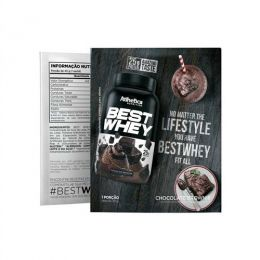 Best Whey Sachê (35g) brownie