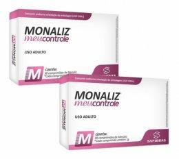 Monaliz Meu Controle (30 caps)