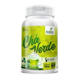 Chá Verde (60 caps)